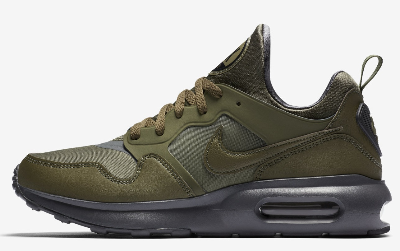 NIKE AIR MAX PRIME Olive/Dark-Grey